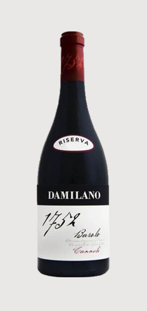 "Damilano Cannubi Riserva ""1752"" Barolo DOCG"