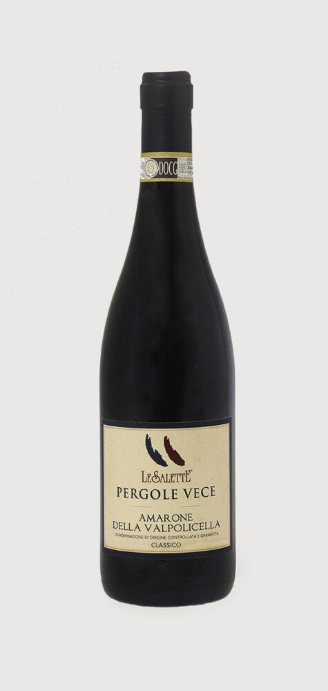 Le Salette Pergole Vece Amarone della Valpolicella Classico DOCG