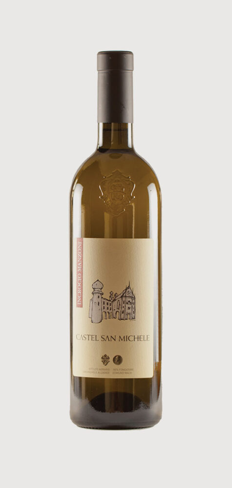 Istituto Agrario di San Michele all'Adige Castel San Michele Incrocio Manzoni Vigneti delle Dolomiti IGT