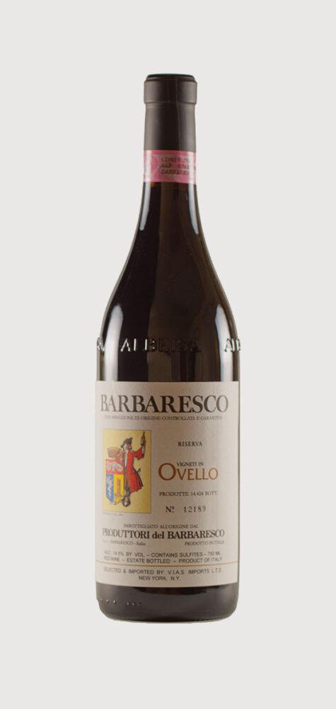 Produttori del Barbaresco Ovello Barbaresco Riserva DOCG