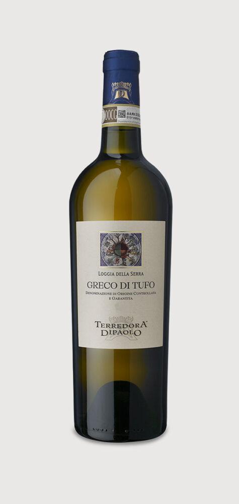 Terredora di Paolo Loggia della Serra Greco di TufoDOCG
