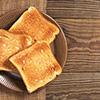 Toast, Bread